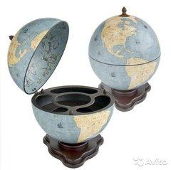 Глобус-бар напольный «Новый свет», фото 4