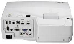 проектор nec um301w  разъемы