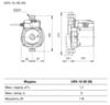 Повысительный насос Grundfos UPA 15-90 N