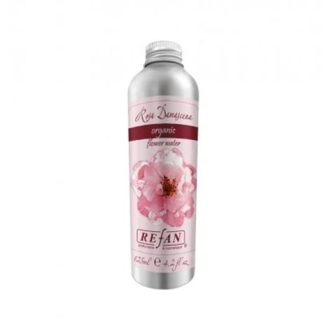 Органическая розовая вода