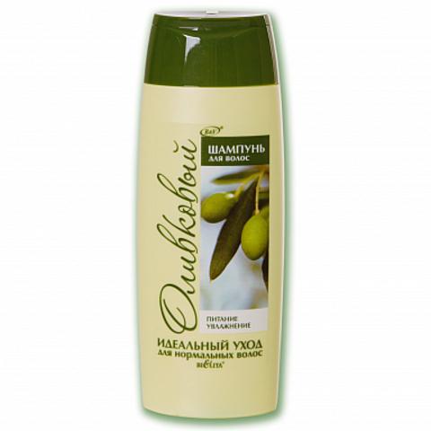 Белита LIFT OLIVE Шампунь для нормальных волос оливковый Питание & Увлажнение 500мл