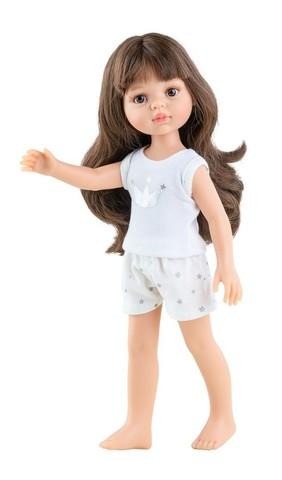 Кукла Кэрол в пижамке, 32 см, Паола Рейна