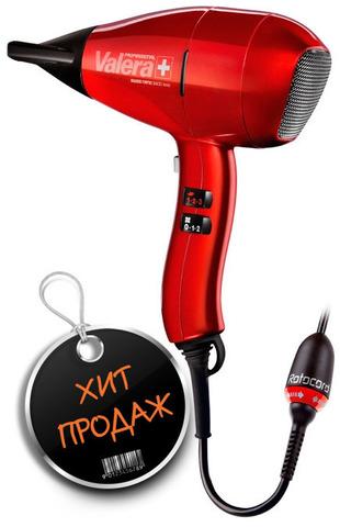 Фен для волос Valera Swiss Nano 9400 2400 Вт с ионизацией
