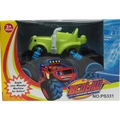 Игрушка машинка трансформер Вспыш Зэг — Blaze