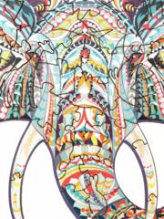 Пазл антистресс Слон