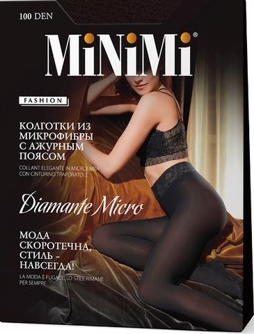 Diamante Micro 100 MINIMI колготки