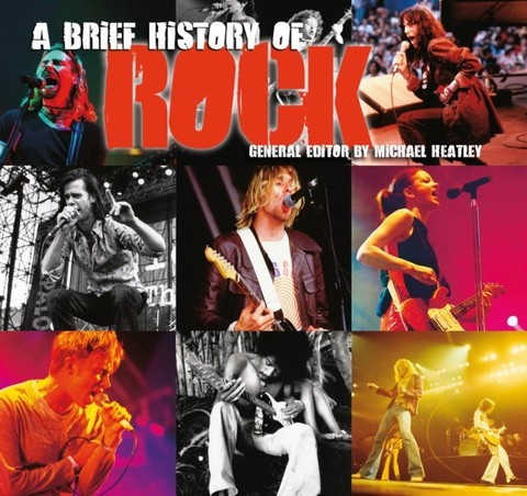 FLAME TREE: A Brief History of Rock