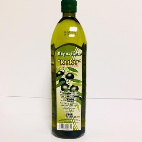 Оливковое масло для жарки KOKO 1 л