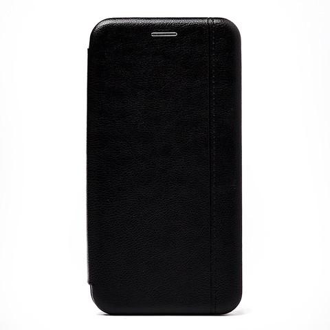 Чехол книжка для Huawei Honor 20/20S/Nova 5T | магнит подставка черный