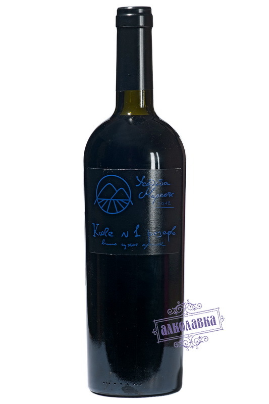 Вино Усадьба Маркотх Кюве №1 резерв
