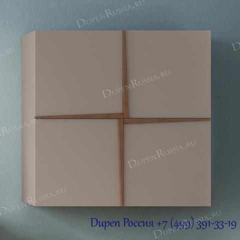 Настенный модуль DUPEN ASPEN квадратный