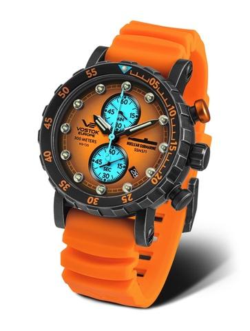 Часы наручные Восток Европа Субмарина SSN571 VK61/571F612