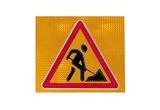 Дорожный светодиодный знак СИД 1.25 «Дорожные работы»