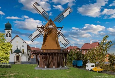 Kibri 37301 Ветряная мельница в Lemkenhafen. N