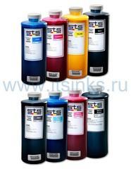 Пигментные чернила для плоттеров HP 8*1000 мл