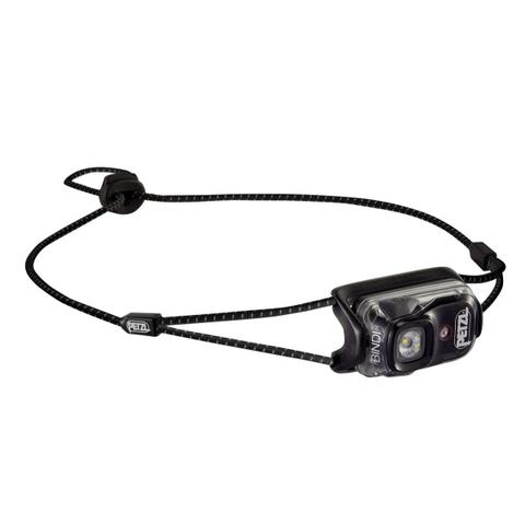 Фонарь светодиодный налобный Petzl Bindi черный, 200 лм, аккумулятор