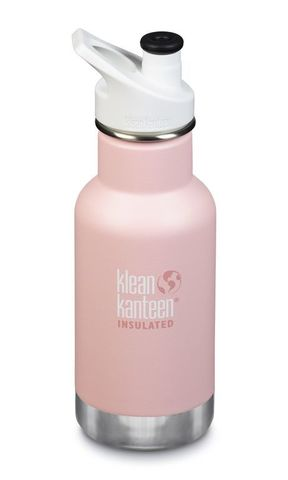 Детская термобутылка Klean Kanteen Insulated Kid Classic Sport 12oz (355 мл) Ballet Slipper (BSL)