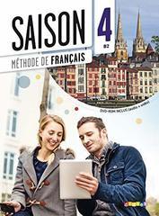 Saison 4 - Livre + CD audio + DVD