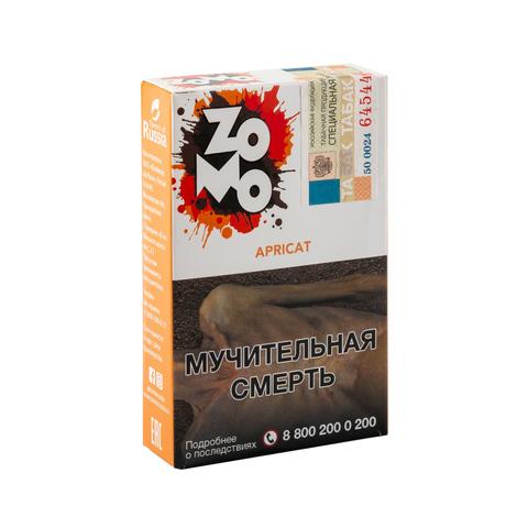 Табак ZOMO Apricat (Абрикос) 50 г