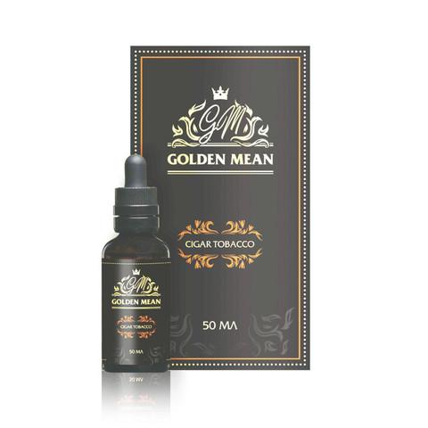 Жидкость Golden Mean 50 мл Cigar Tobacco