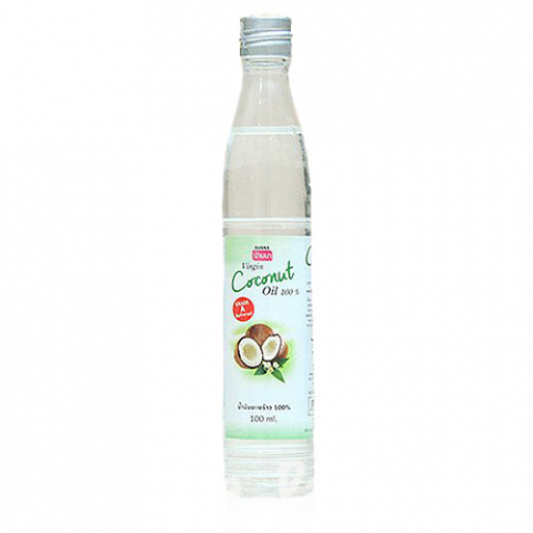 Купить выгодно в Иркутске Натуральное кокосовое масло Banna