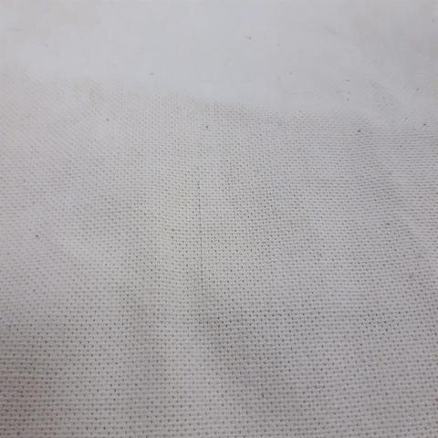 Экосумка ZEERO без рисунка плотная светлая с дном, 35х38 см (уценка 20%)