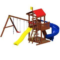 Детская игровая площадка «Джунгли 12»