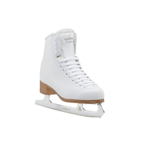 Коньки Jackson SoftSkate 380 (Fleece) c лезвиями Mark I