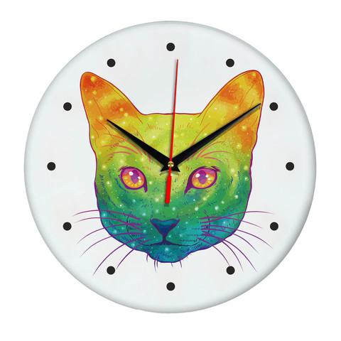 Сувенир и подарок часы cats0080