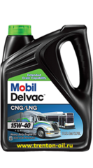 Mobil Delvac GNG/LNG 15W-40