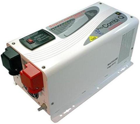 Преобразователь тока (инвертор) Sterling Power ProCombi S 1500 (чистый синус)