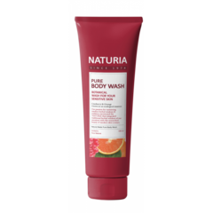 Гель для душа Evas Naturia Pure Body Wash Cranberry & Orange, 100мл