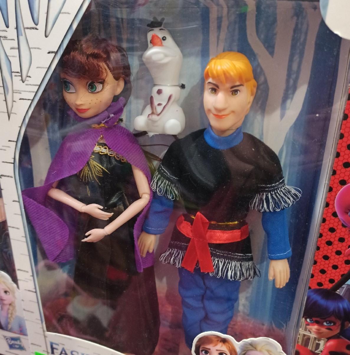 Куклы Холодное сердце