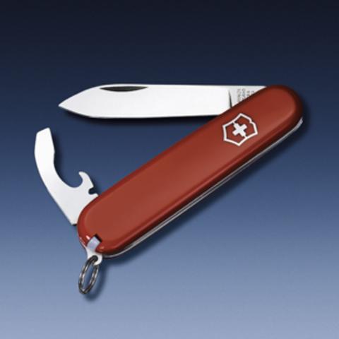 Нож Victorinox Bantam, 84 мм, 8 функций, красный123