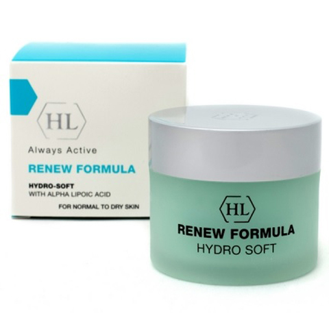 Holy Land Renew Formula: Увлажняющий крем для лица (Hydro-Soft Cream), 50мл