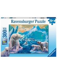 Puzzle Polar Bear Kingdom 300 pcs