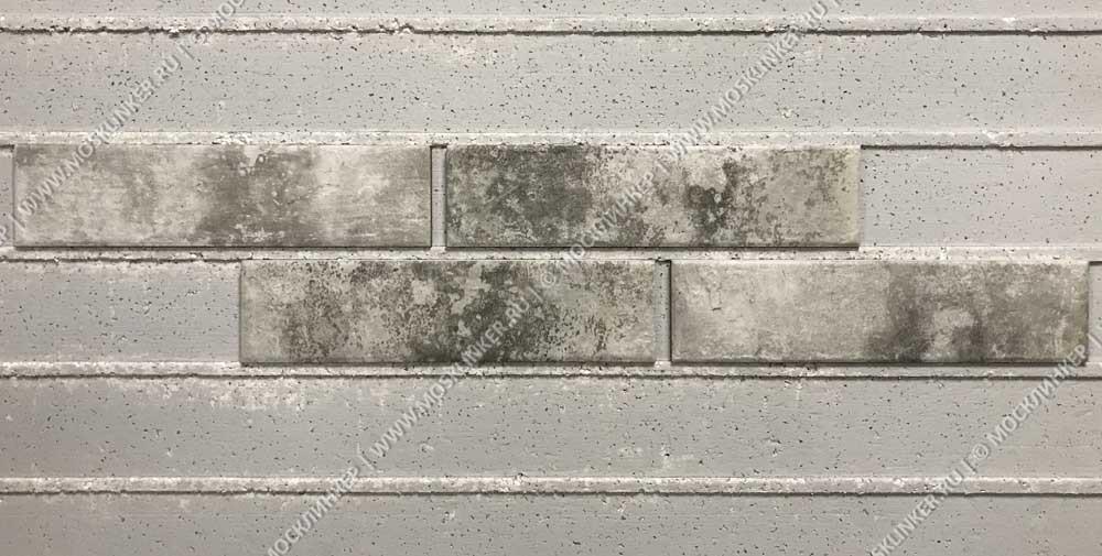 Cerrad Piatto Gris, 300x74x9 - Клинкерная плитка для фасада и внутренней отделки