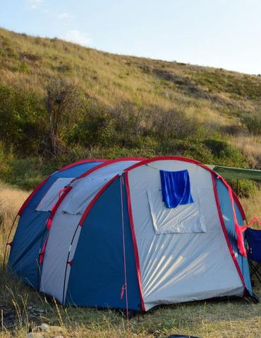 Палатка Canadian Camper TANGA 3, цвет royal