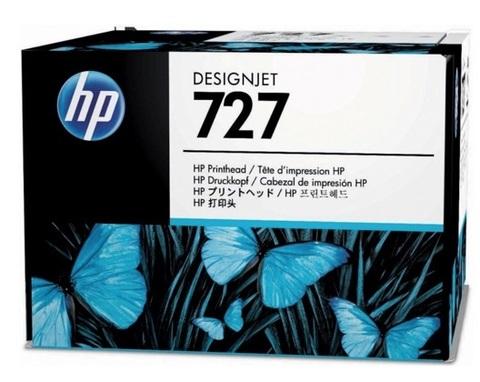 Оригинальная печатающая головка HP B3P06A 727 цветной