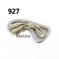 0927 Молд силиконовый. Веревка с кистями.