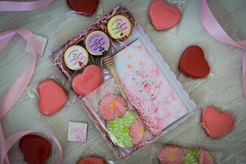Медовый подарочный набор HoneyForYou на 8 Марта №2