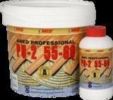 ANED PROFESSIONAL 2K PU 55-60 (5,4 кг+0,6 кг) двухкомпонентный полиуретановый клей (Польша)