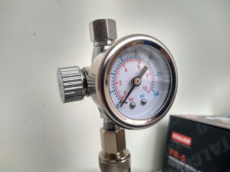 Регулятор давления (манометр) ITALCO FR- 5
