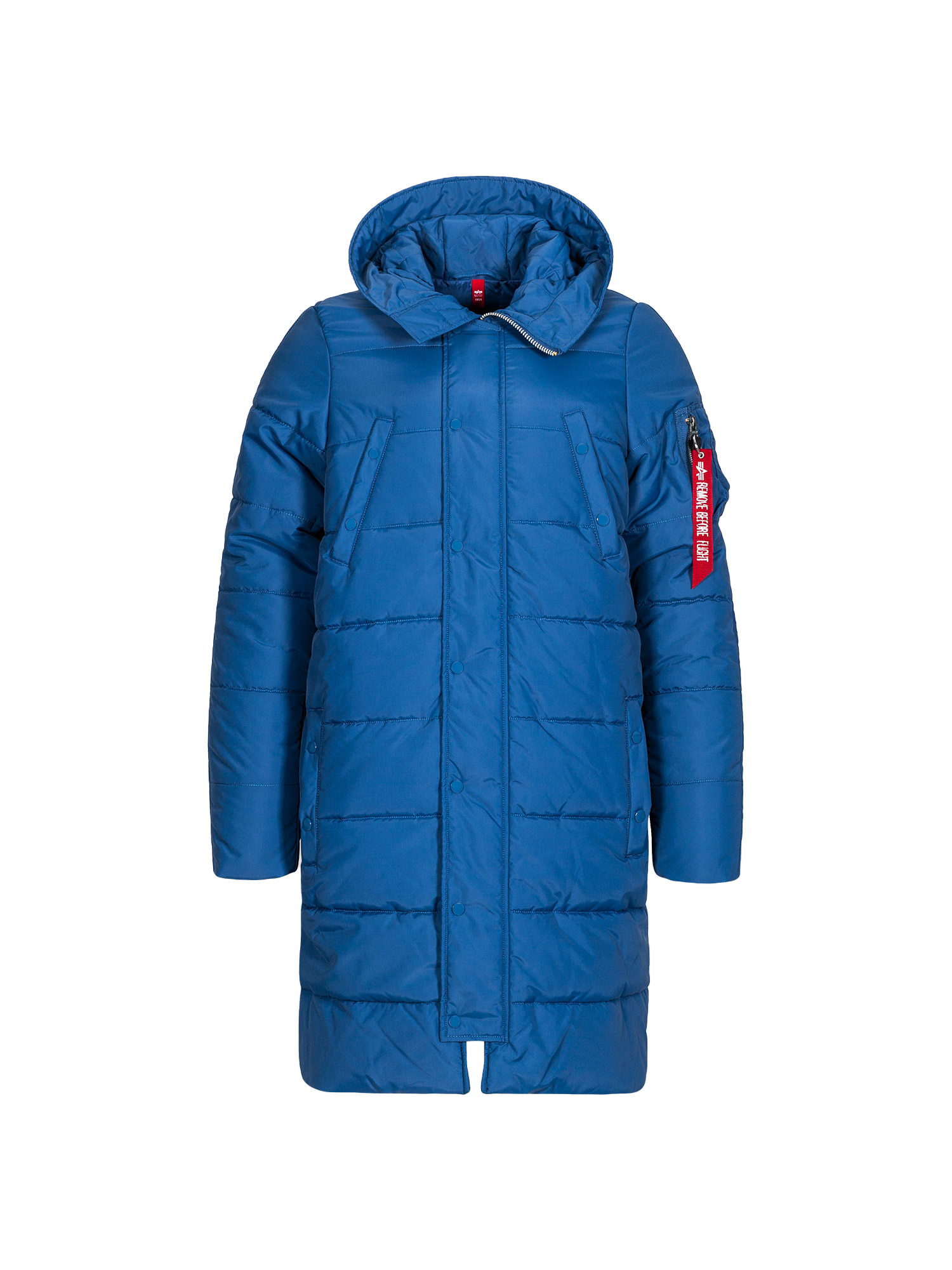 Alpha Industries N-3B Reverb Parka Blue №9 (синяя)