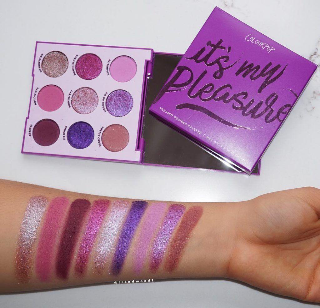 ColourPop It's my pleasure palette