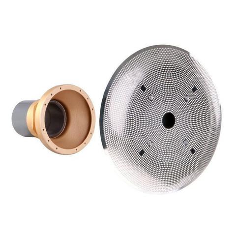 Водозабор Fitstar 9170021, соедниение DN 100, 80 м3/ч, 485 мм, для морской воды / 22834