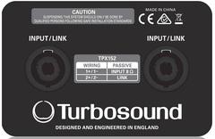 Акустические системы пассивные Turbosound TPX152