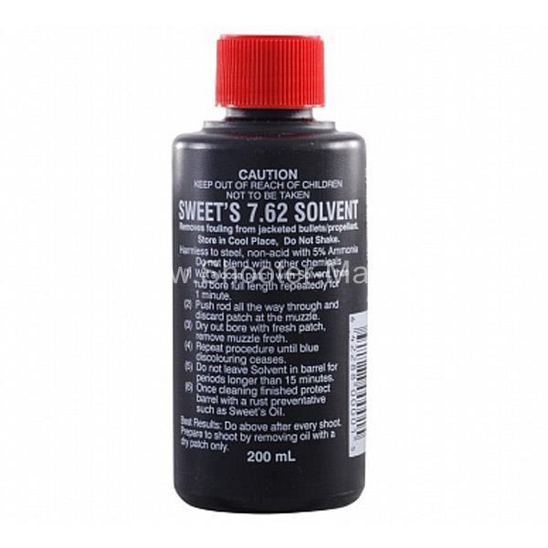 Сольвент Sweet's 7.62 состав для снятия омеднения и других загрязнений Австралия