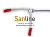 Расширительная насадка 25х3,5 Sanline для труб
