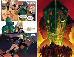 Вселенная DC. Rebirth. Зеленая Стрела. Книга 2: Остров шрамов